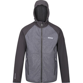 Regatta Arec II Softshell Jacket Men ash/ash